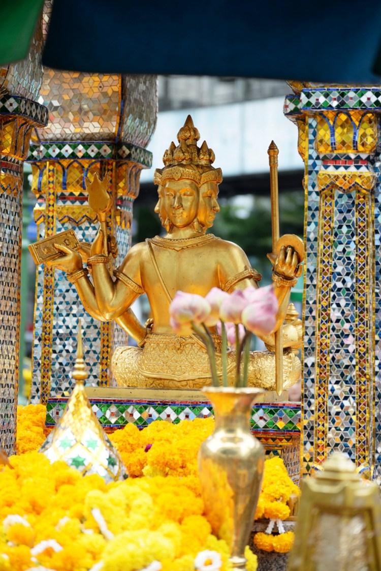 泰國曼谷|四面佛與大象神 朝聖必去景點