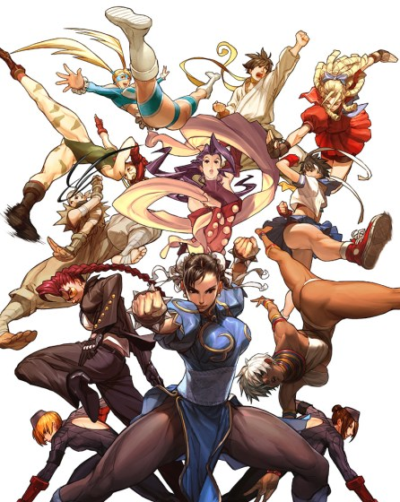 street fighter - itakon.it