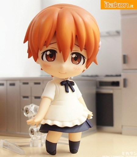 "Inami Mahiru Nendoroid ver. da ""WORKING"""