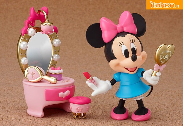 minnie mouse nendoroid good smile company