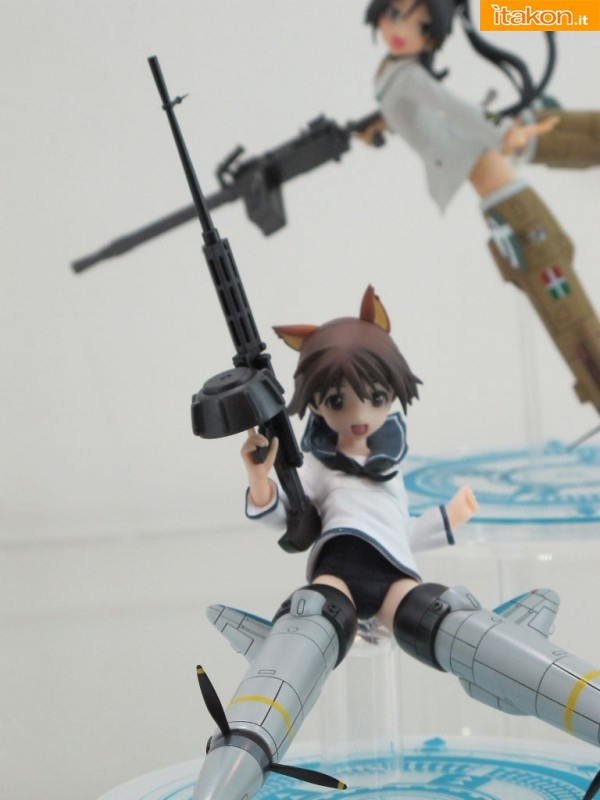 amiami zero strike witches Miyafuji Yoshika
