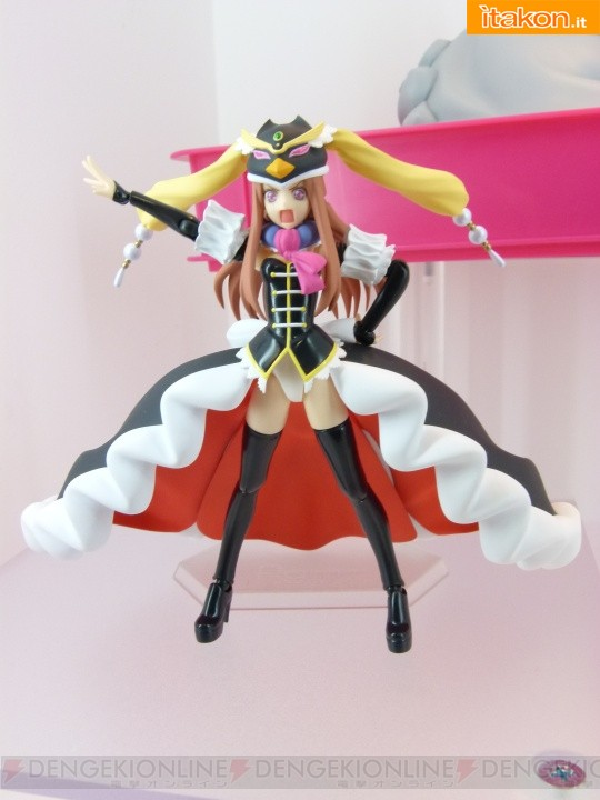 figma princess of the crystal mawaru penguindrum max factory