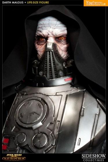 Sideshow: Star Wars: The Old Republic - Darth Malgus Life-Size Figure - Foto Ufficiali