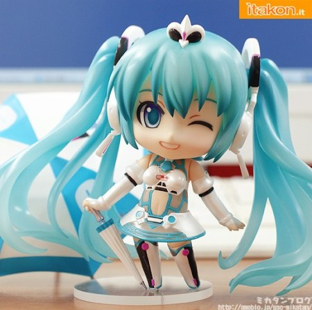 Nendoroid Racing Miku 2012 Good Smile Company