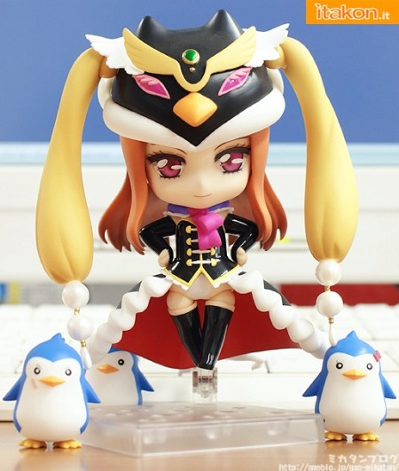 Princess of the Crystal nendoroid Good Smile Company mawaru