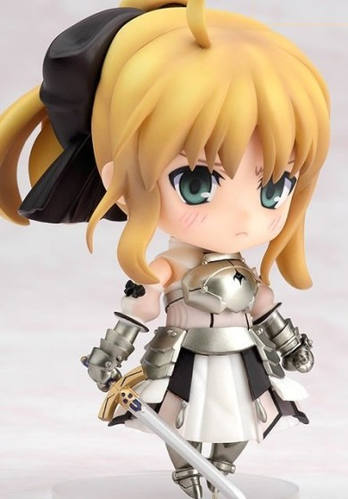 Saber Lily - Fate Unlimited Codes - Nendoroid GSC Rerelease 07p