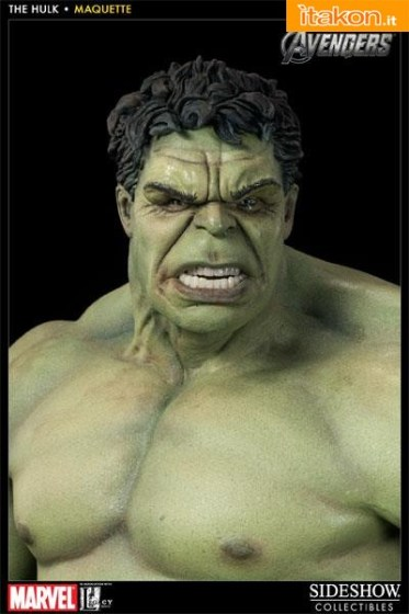 Sideshow: Marvel: Hulk The Avengers Maquette - Info Preordini