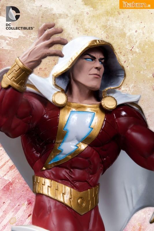 DC COMICS SUPER HEROES: SHAZAM! BUST
