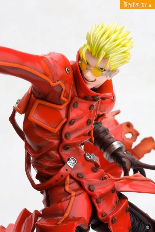 Trigun: Badlands Rumble - Kuro-Neko - Vash the Stampede - ARTFX J - 1/8 (Kotobukiya)
