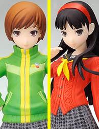 twin pack persona 4 chie satonaka amagi yukiko phat company