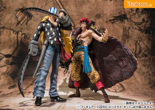 One Piece Killer Figuarts Zero Di Bandai In Preordine