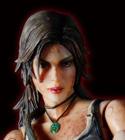 Lara Croft da Tomb Raider Play Arts Kai in preordine