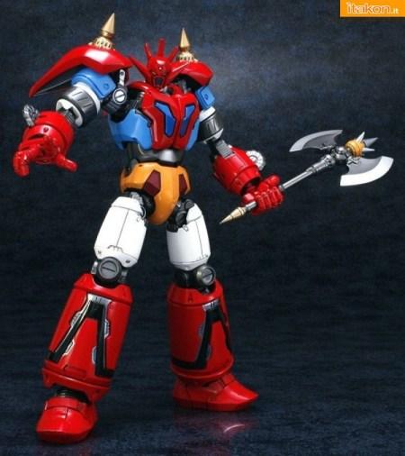Fewture: Ex Gokin Getter Dragon - Prima immagine ufficiale