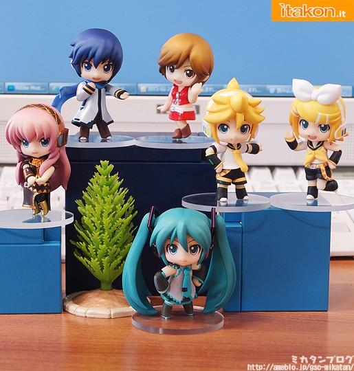 Good Smile Company - Vocaloid - Nendoroid petit miku hatsune selection