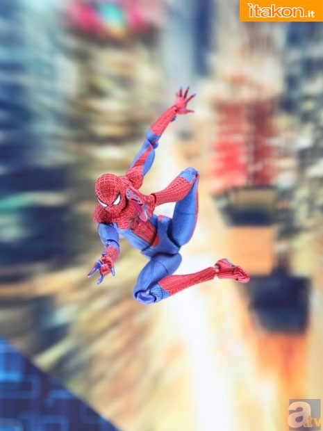 Max Factory - Spider-man - figma