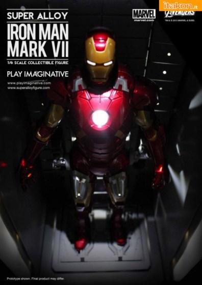 Super Alloy Iron Man Mark VII (2)