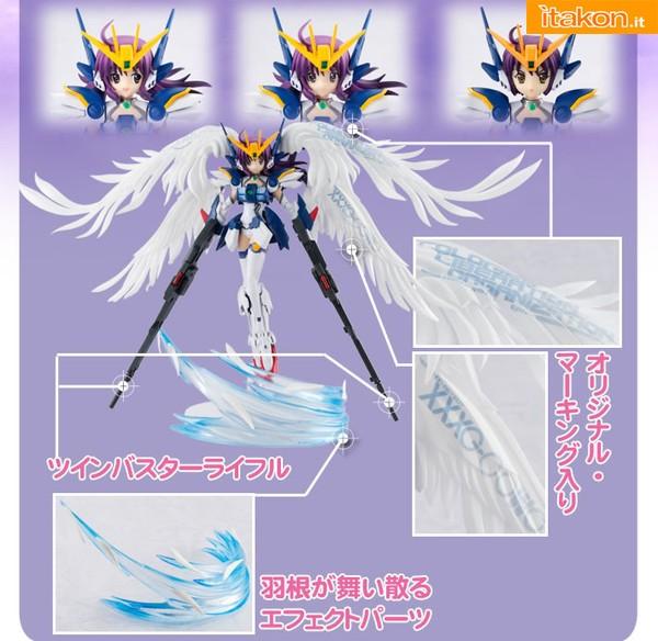 AGP - Bandai - Gundam Wing