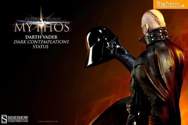 Sideshow: In arrivo Ultron Throne e Darth Vader statue