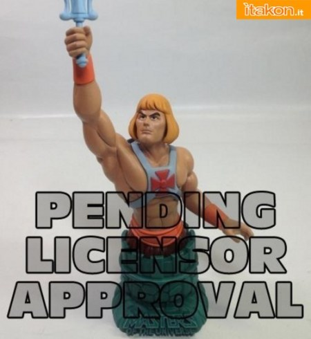 Icon Heroes: In narrivo il mini-busto 1/6 di He-Man