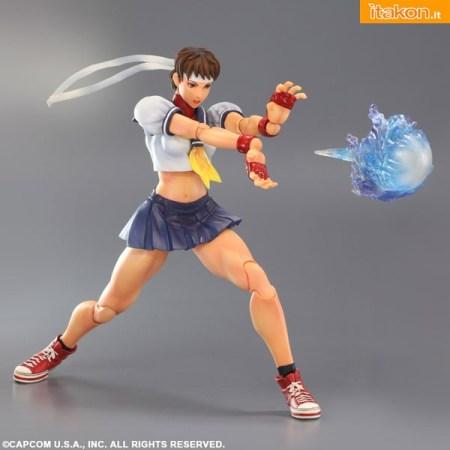 sakura street fighter play arts kai 4