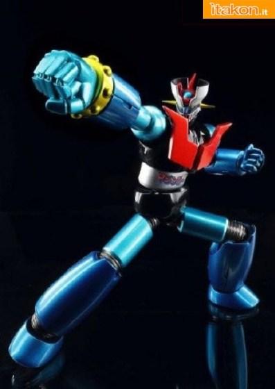 S.R.C.: Mazinger Z Jumbo Machinder Color di Bandai: Nuove Informazioni