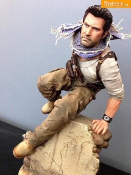 Uncharted 3's Nathan Drake