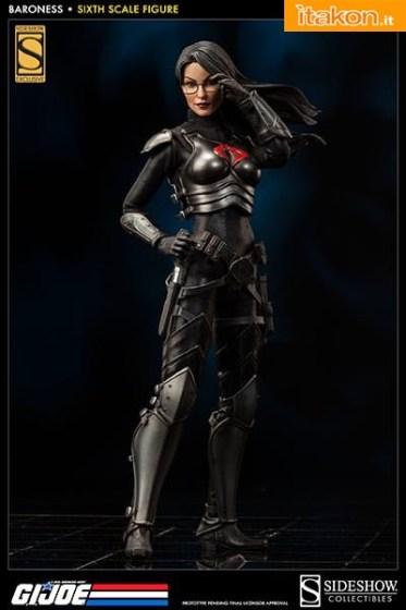 G.I. Joe: Baroness 1/6 Exclusive Edition di Sideshow - In Preordine