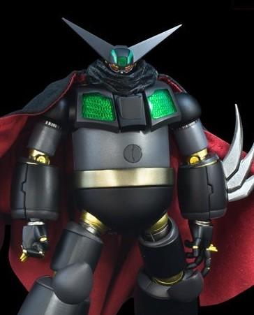 Black Getter Sentinel preordine 20