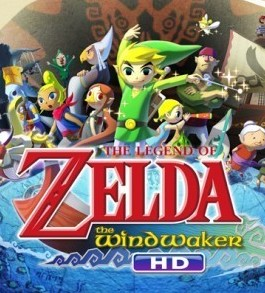 The Legend of Zelda The Wind Waker HD 9