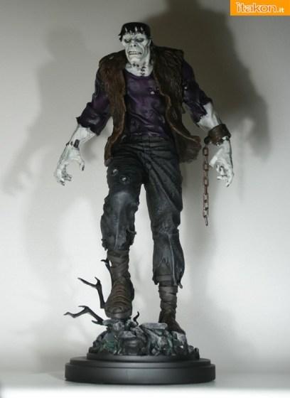 Frankenstein statue di Bowen DEsigns - In Preordine