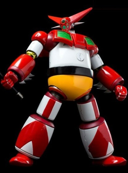 Getter 1 sentinel riobot