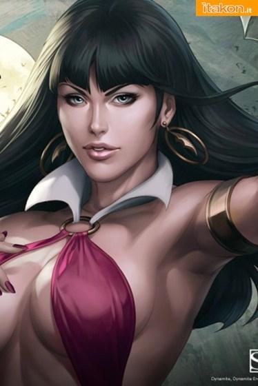 Spooktacular 2013: Annunciata Vampirella Premium Format Figure