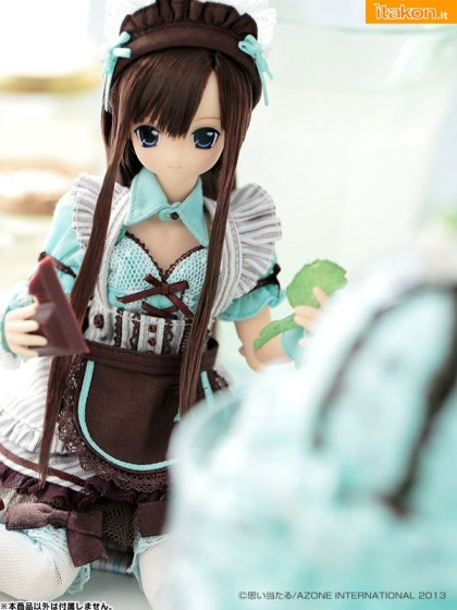 Sahras a la mode -Sweets a la mode- Chocolate Mint Ice Lycee 1-6 di Azone in preordine 10