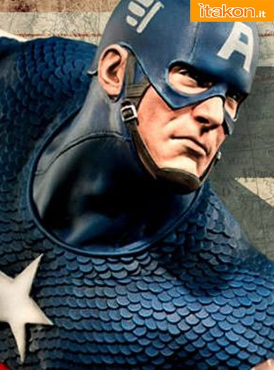 Spooktacular 2013: Captain American e Red Skull  Premium Format - Coming Soon
