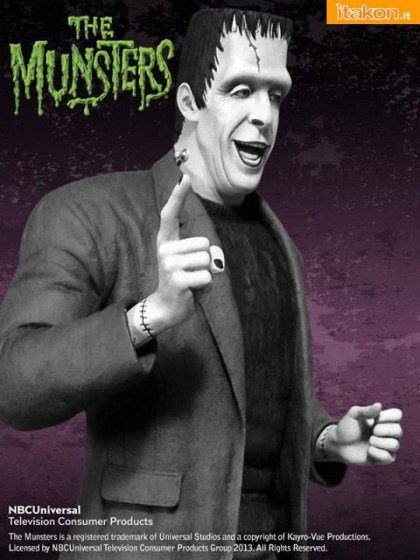 Herman Munster 16 maquette  (4)