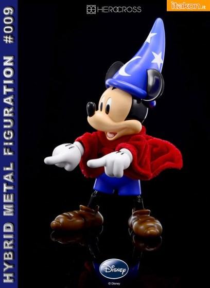 Hybrid Metal Figuration No.009 Mickey  (1)