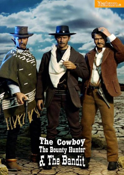 Iminime The Cowboy,The Bounty hunter and The Bandit (27)