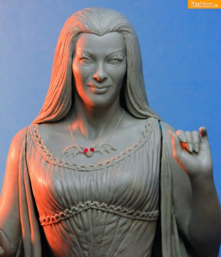 The Munsters  Lily Munster 16 maquette di Tweeterhead (2)