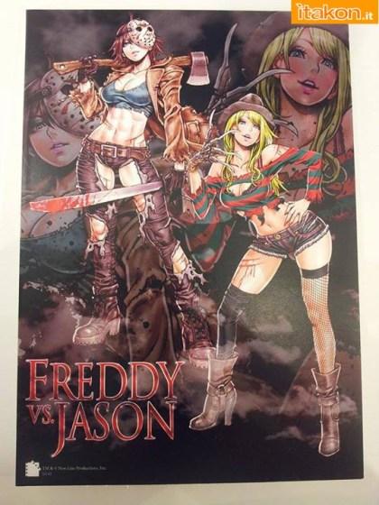 Freddy Jason - artwork - kotobukiya - 1