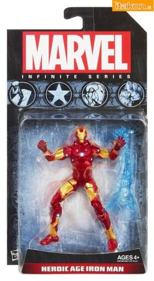 Iron Man - boxed