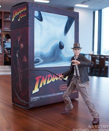 Indiana Jones figma - Max Factory ready to be shipped 50