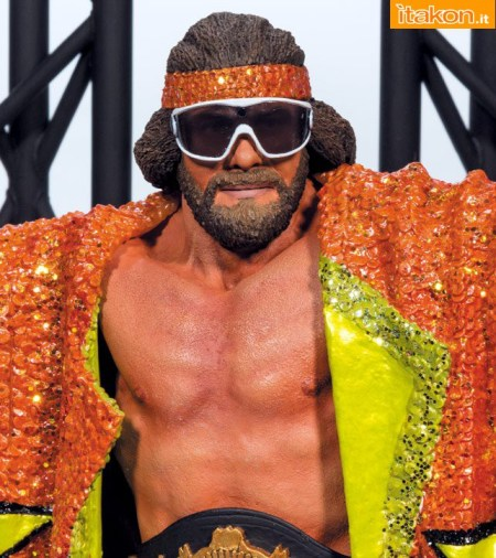 WWE Macho Man ICON Series statue (6)