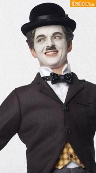 ZCWO/Iminime:  Charlie Chaplin The Tramp 100th anniversary - Nuove Immagini