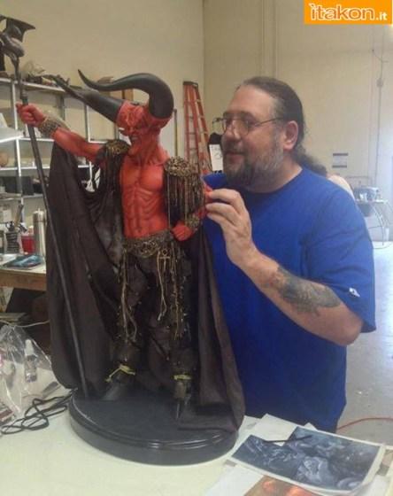 Pop Culture Shock: Lord of Darkness 1/3 statue da Legend - Nuova Foto