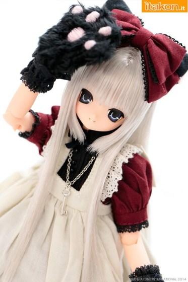 EX Cute Classic Alice Nikkoriguchi azone 5