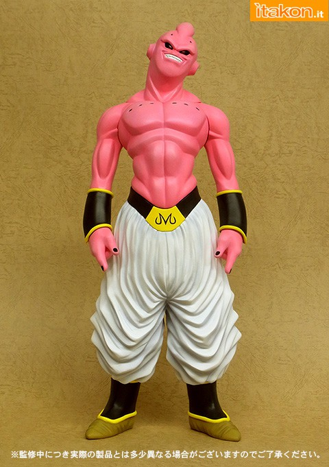 Super Buu - Xplus - Dragon Ball - Gigantic Series - Preordini - 1