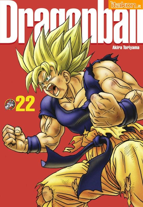 tankobon dragonball 22