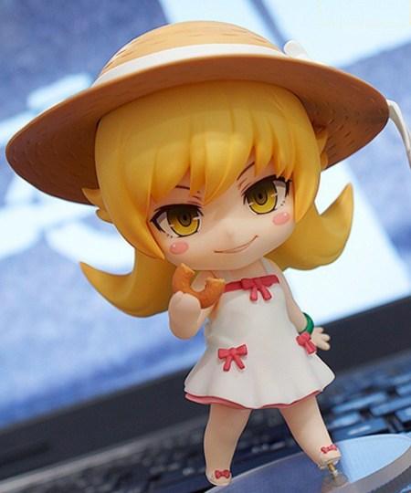 Shinobu Oshino Nendoroid - Nisemonogatari - GSC preview 20