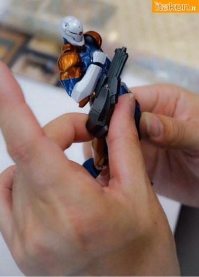 cyborg ninja - kaiyodo - revolmini - annuncio - 2