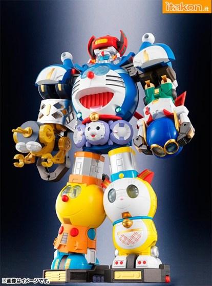 Bandai Chogokin Cho Gattai SF Robot (2)